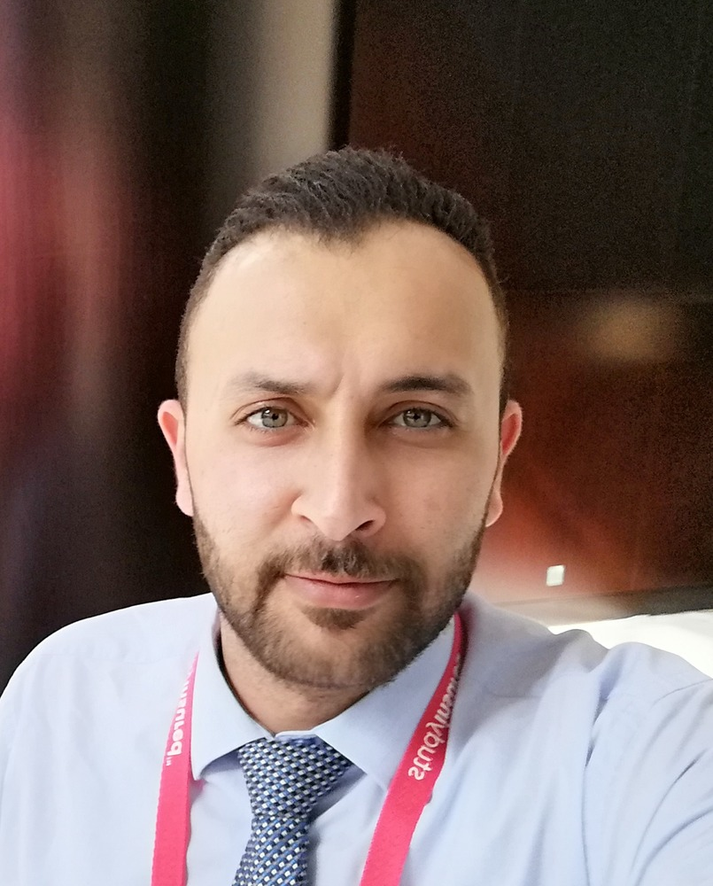 Cosmopolitan Team Ali Alshalabi