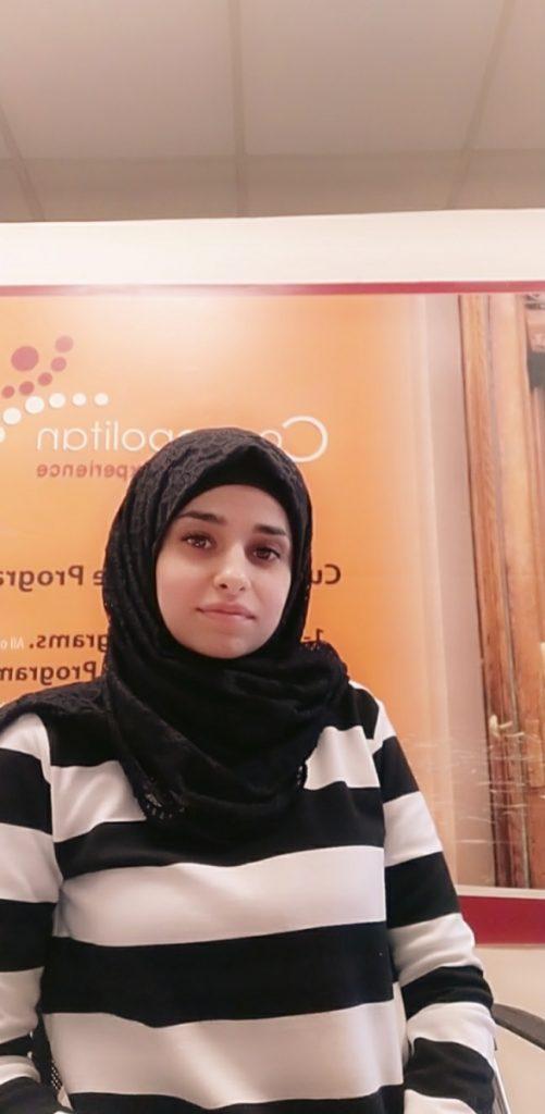 Cosmopolitan Team Hanadi AlHawashin